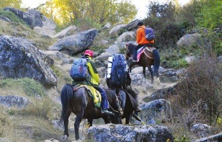 四姑娘山驴友搜寻队12人仍在山中搜寻(图)