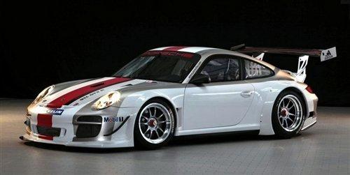 保时捷发布改款911 gt3 r