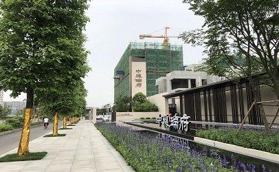 成都又一豪宅开盘 单价3.7万/㎡带花园
