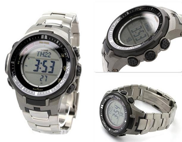 手表采用了全新升级的第三代三重功能传感器,在具备以往的高度/气压计图片