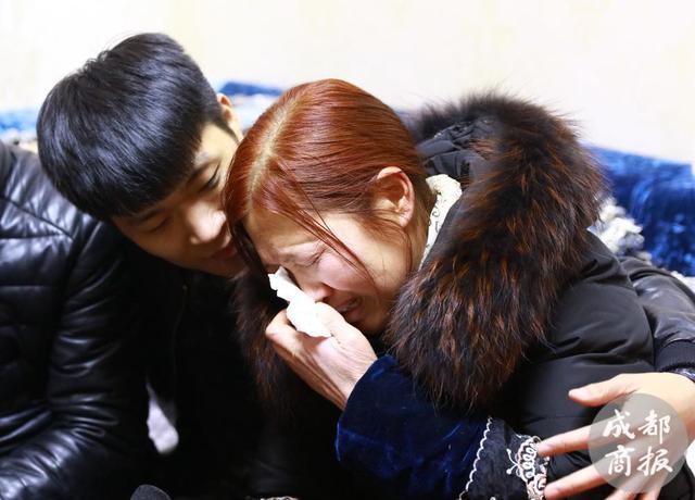 广安小伙4岁时被拐到福建 24年后终于在春节前回家