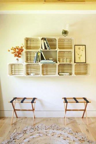创意书架设计 家居灵动空间收纳赏图片