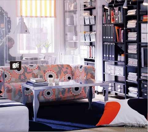 简约田园风  58款小资最爱的时尚经典客厅