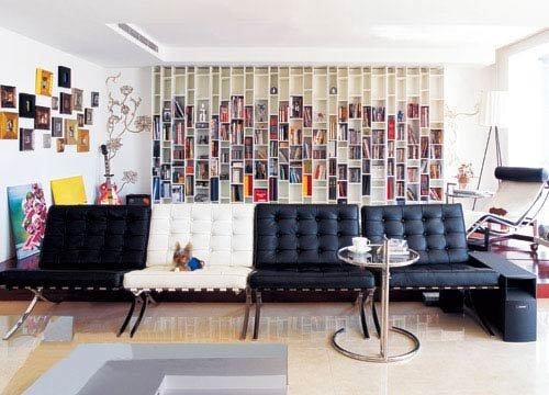 20完美客厅样板间 如油画一般唯美优雅自然(组图)
