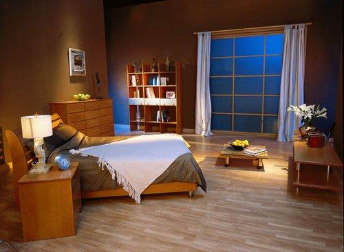 卧室床位需摆正 一不谨慎易失眠