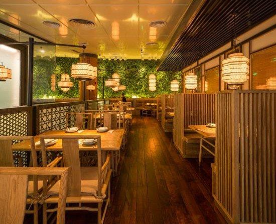 空间处处皆景 轻设计的新中式餐厅