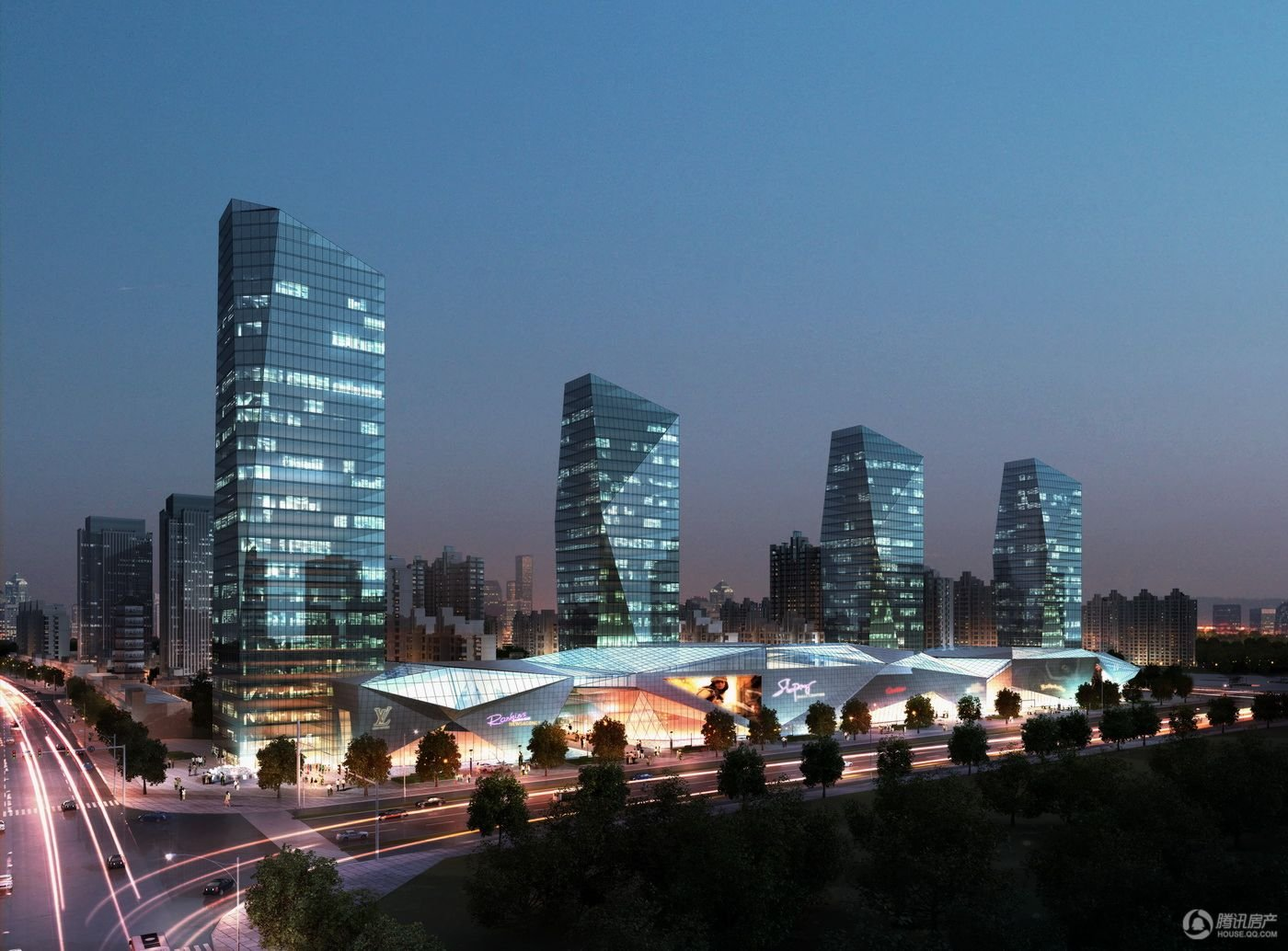 美隆国际城