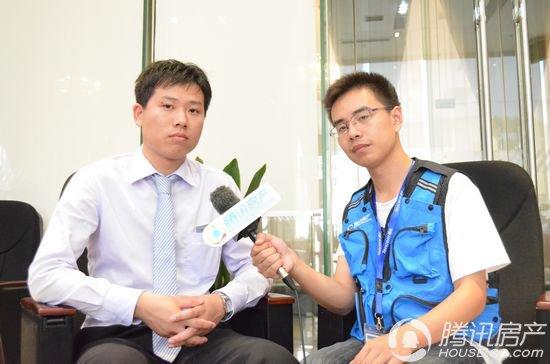 腾讯房产专访天安尚城营销主管史俊杰