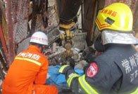 电梯特大事故 5人死亡