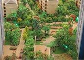 天润国际花园沙盘图