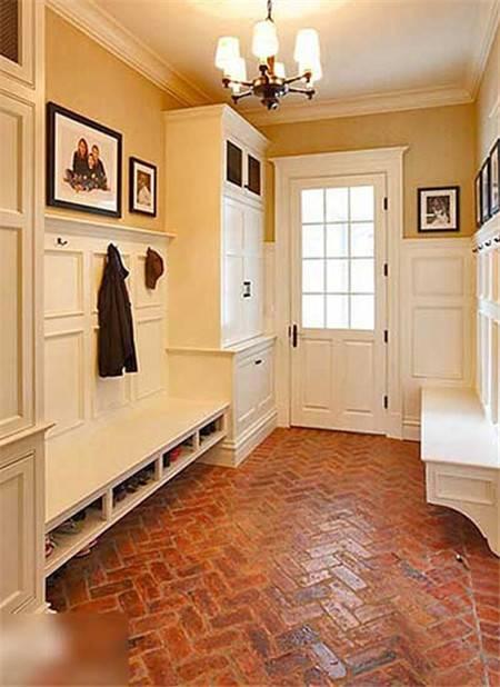 门厅地面瓷砖效果图