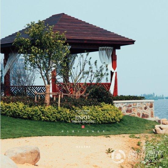 翡丽蓝湾岛屿别墅,定义别墅新世界