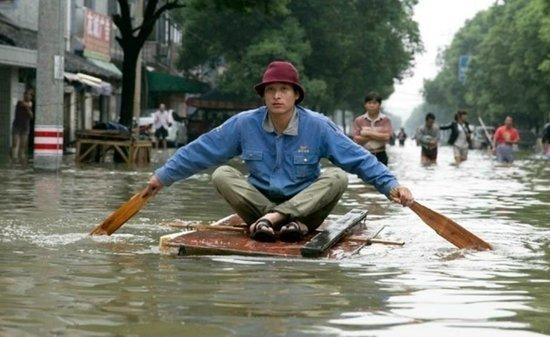 梅雨来了不想走 我们一起去朋友圈看划船可好?