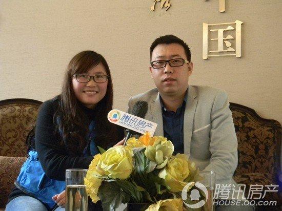 专访荣盛常州公司策划总监李晓航