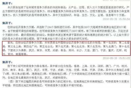 最新版中国城市竞争力排名出炉 常州全省排名第4位