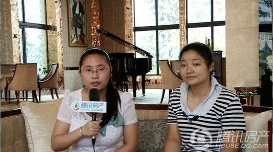 业主采访——世茂香槟湖 用品牌实力赢得市场