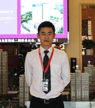 港龙紫荆城销售主管
