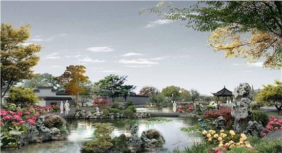 常州植物园或将明年底和市民见面 50亩珍稀植物