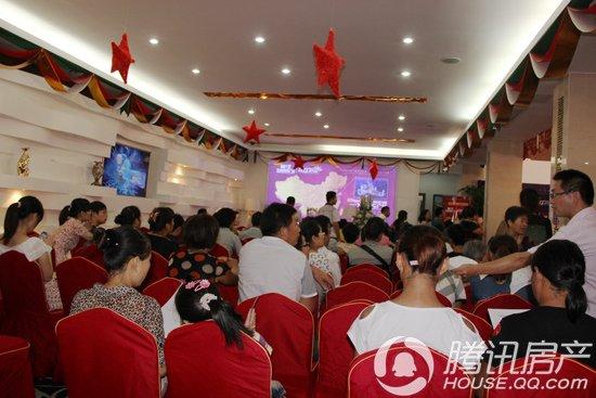 8月17日活力之城五洲国际广场盛大开盘 闪耀龙城