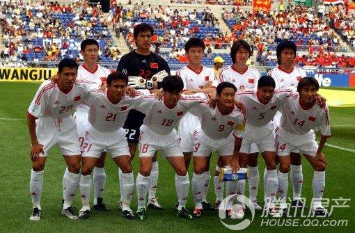 中国足球黄金时代?