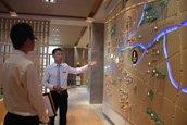 景瑞望府高级置业顾问讲解区域规划图