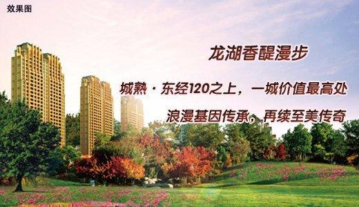 龙湖香醍漫步效果图