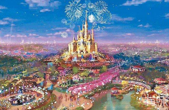 上海迪士尼6月16日已开园 常州宁你需要这份攻略