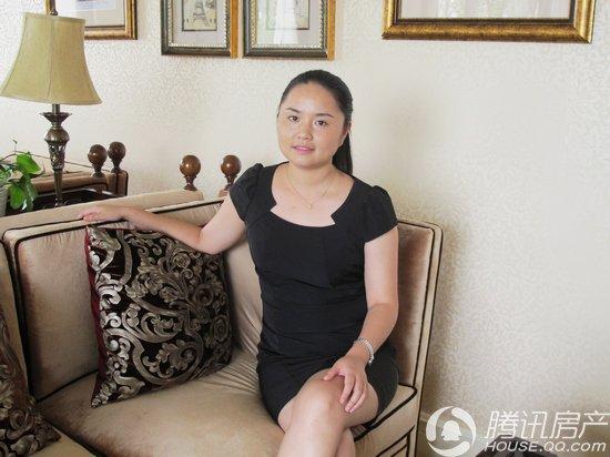 专访龙湖龙誉城营销经理杨经理