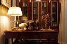 197�O样板间古典主义书房设计
