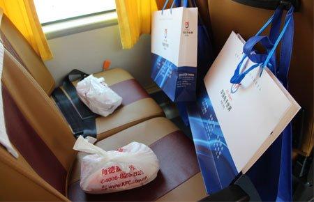 8.26腾讯房产热力看房团提供免费午餐