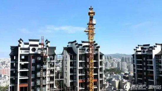 蓝玥湾:面积130-175㎡房源 八套特价房直减6-8万