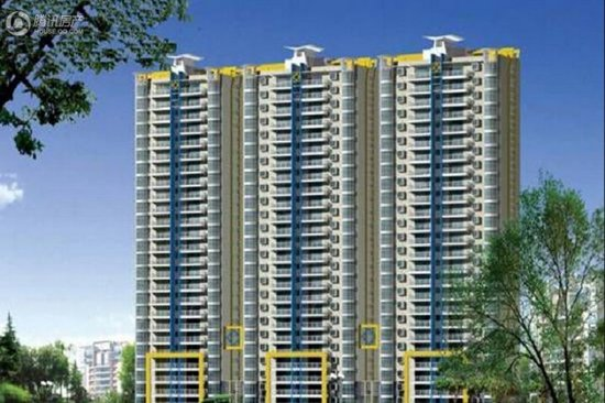 汇贤居:建筑面积为128㎡户型在售 付款即享5万折扣
