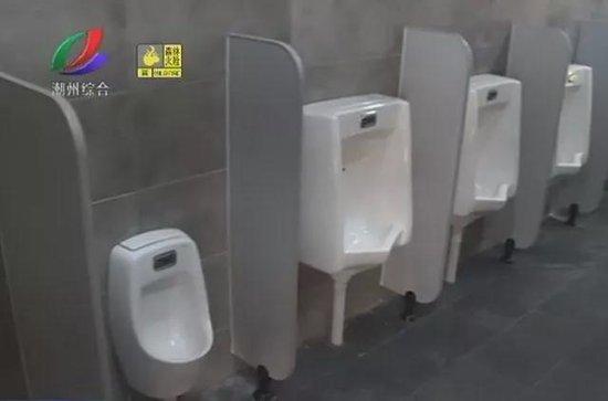 利好!潮州新城区这四座新公厕建成正式投入使用