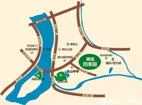 腾瑞地产进驻韩东新区第一盘—四季园现正接受登记
