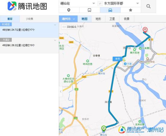 潮州楼盘全方位360°评测报告第七期:潮州东方之都
