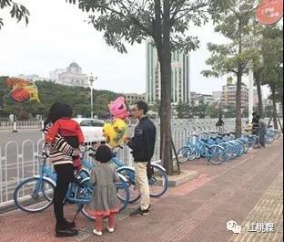 潮州即将试点共享单车 现正接受租赁企业报名中