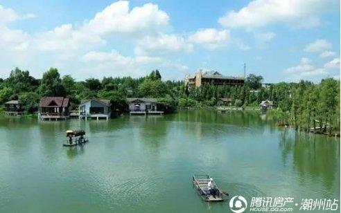 恒大山水城:炎炎夏日 在潮州避暑 你选对地方了吗?