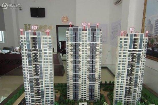 和谐港湾145-195㎡建筑面积户型在售 最低6880元/㎡
