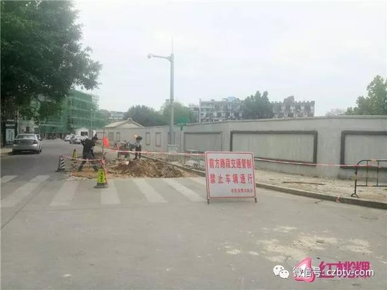 潮州中山路A段主体工程基本完工 全新面貌抢先看