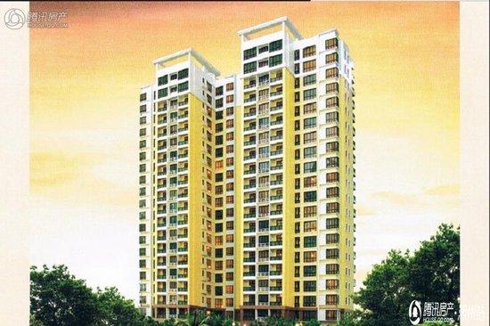 典雅华庭:建筑面积为118—147㎡在售 购买即享98折扣