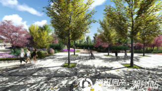 不到恒大城珑樾新区怎知四季如春?魅力园林就在身边!