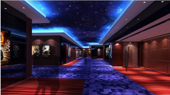 潮州恒大城:家门口的电影院 温暖与格调和您共享