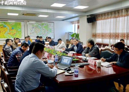 《潮州市城市地下管廊专项规划》通过专家技术审查