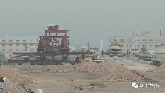 拆迁工作已全面完成 潮州外环西路即将全线贯通