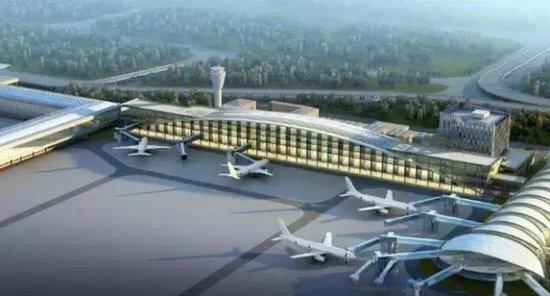 重磅!郴州民用机场要来了,总投资19.56亿元!