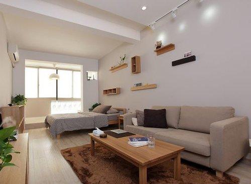 30平超迷你小户型公寓设计