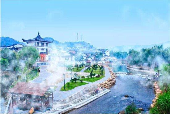 十二种湖湘风情小镇 郴州热水镇入选