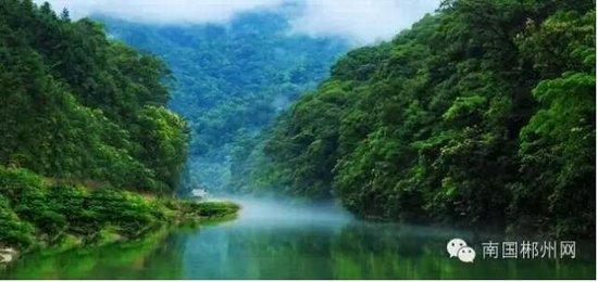 阳春三月 郴州最值得去的地方 你都去过了吗