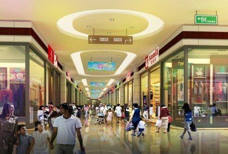 """""""蓉城之光""""EC Mall引领体验式消费新理念"""