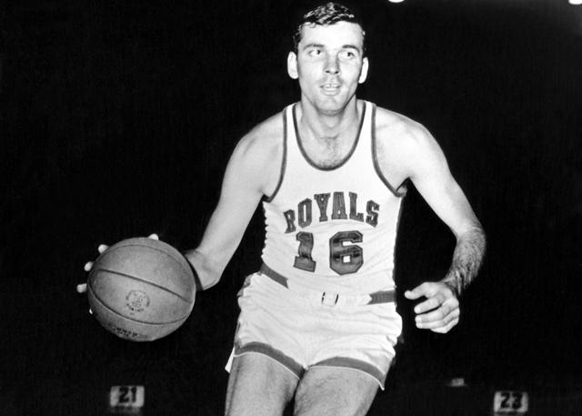 NBA50大巨星之杰里-卢卡斯